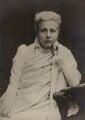 Annie Besant (née Wood), by Walter Stoneman - NPG x34168