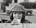 Rita Tushingham in 'The Knack', by David James - NPG x34535
