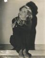 Dame Wendy Margaret Hiller on the set of 'Major Barbara', by Davis Claude Boulton - NPG x34566