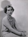 Princess Alice, Duchess of Gloucester, by Dorothy Wilding - NPG x34758