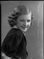 Hazel Franklin, by Bassano Ltd - NPG x34902