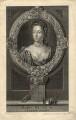 Queen Mary II, by Étienne Jehandier Desrochers, after  Jan van der Vaart - NPG D10668