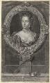 Queen Mary II, by Étienne Jehandier Desrochers, after  Jan van der Vaart - NPG D10669