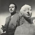 Pietro Annigoni, by (Edward) Russell Westwood - NPG x35253