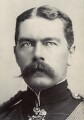 Herbert Kitchener, 1st Earl Kitchener, by Alexander Bassano - NPG x35371