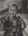 Claude Rains as Caesar in 'Caesar and Cleopatra', by (Edward) Russell Westwood - NPG x35606