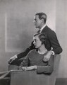 Princess Marina, Duchess of Kent; Prince George, Duke of Kent, by Dorothy Wilding - NPG x35653