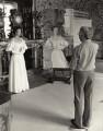 Princess Anne; John Stanton Ward, by Fritz Curzon - NPG x35902