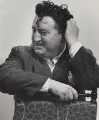 Brendan Behan, by Peter Keen - NPG x36005
