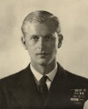 Prince Philip, Duke of Edinburgh, by Dorothy Wilding - NPG x36017