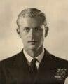 Prince Philip, Duke of Edinburgh, by Dorothy Wilding - NPG x36017