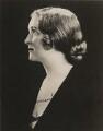 Dame Isobel Baillie, by Lassalle Ltd - NPG x361