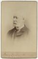 Sir Robert Stickney Blaine, by Henry Lambert & Co - NPG x36194