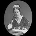 Angela Burdett-Coutts, Baroness Burdett-Coutts, by York & Son, after  Francis Henry Hart, for  Elliott & Fry - NPG x3631