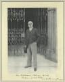 Sir William De Wive-Leslie Abney, by Benjamin Stone - NPG x36460