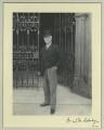 Sir William De Wive-Leslie Abney, by Benjamin Stone - NPG x36461