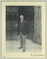 Sir William De Wive-Leslie Abney, by Benjamin Stone - NPG x36463