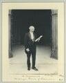 A. Andrews, by Sir (John) Benjamin Stone - NPG x36464