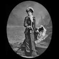 Lillie Langtry, by York & Son, after  Elliott & Fry - NPG x3653