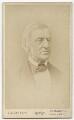Ralph Waldo Emerson, by Elliott & Fry - NPG x3680