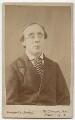 Henry Fawcett, by Barraud & Jerrard - NPG x3681