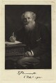 Frederick James Furnivall, by Elliott & Fry, printed and published by  Walker & Cockerell - NPG x3692
