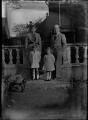 Joan Waugh (née Chirnside); Andrew Alexander Waugh; Veronica Keeling (née Waugh); Alec Waugh, by Bassano Ltd - NPG x37308