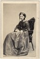 Florence Nightingale, printed by Henry Lenthall, after  William Edward Kilburn - NPG x16136