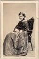 Florence Nightingale, printed by Henry Lenthall, after  William Edward Kilburn - NPG x16136