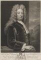 Thomas Newport, Baron Torrington, by John Smith, after  Sir Godfrey Kneller, Bt - NPG D10678