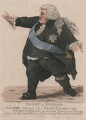 Stephen Kemble ('Hamlet in Scotland'), by and published by Robert Dighton - NPG D10685