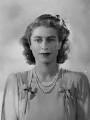Queen Elizabeth II; Prince Philip, Duke of Edinburgh, by Dorothy Wilding - NPG x38005