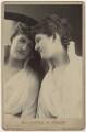 Priscilla Cecilia (née Moore), Countess Annesley, by Alexander Bassano - NPG x3820