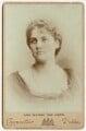 Lady Beatrice Frances Elizabeth Pole-Carew (née Butler), by John Chancellor - NPG x38230