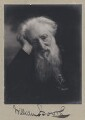 William Booth, by Ernest Herbert ('E.H.') Mills - NPG x38282