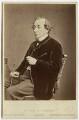 Benjamin Disraeli, Earl of Beaconsfield, by W. & D. Downey - NPG x38390