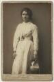 Lady Edna Clarke Hall, by John Caswall Smith - NPG x38483