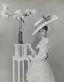 Audrey Hepburn, by Cecil Beaton - NPG x40170
