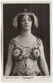 Maud Allan as Salome in 'The Vision of Salome', by Foulsham & Banfield - NPG x39