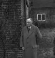Sir Arnold Bax, by Francis Goodman - NPG x39431