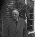 Sir Arnold Bax, by Francis Goodman - NPG x39432