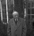 Sir Arnold Bax, by Francis Goodman - NPG x39434