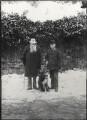 John Ruskin; Peter Baxter, by John McClelland - NPG x39719