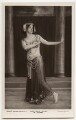 Maud Allan as Salome in 'The Vision of Salome', by Foulsham & Banfield - NPG x40