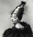 Audrey Hepburn, by Cecil Beaton - NPG x40165