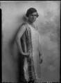 Gertrude Alexander Okeden (née Williams), by Lafayette (Lafayette Ltd) - NPG x41386