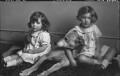 Rosemary Elton; Audrey Elton, by Lafayette (Lafayette Ltd) - NPG x41442