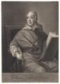 Bonaventure Giffard, by Thomas Burford, after  Hans Hysing - NPG D10731