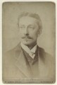 Sir Johnston Forbes-Robertson, by Alexander Bassano, published by  St James's Photographic Co - NPG x4174
