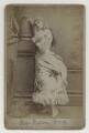 Marion Hood (née Sarah Ann Isaac), by Alexander Bassano, published by  St James's Photographic Co - NPG x4175